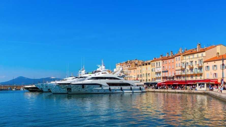 Den Frankreich-Grand-Prix zu einem Urlaub machen