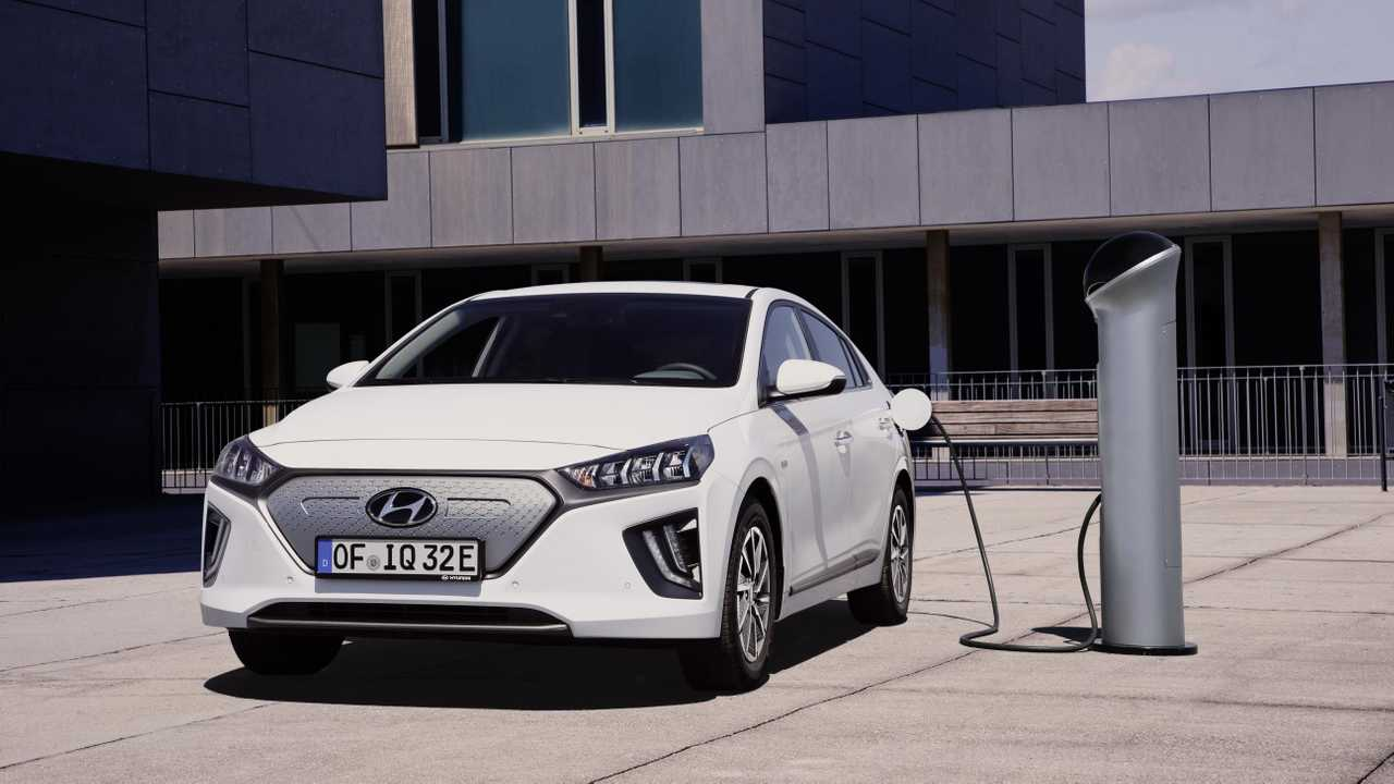 Updated Hyundai IONIQ Electric Launches This Month With More