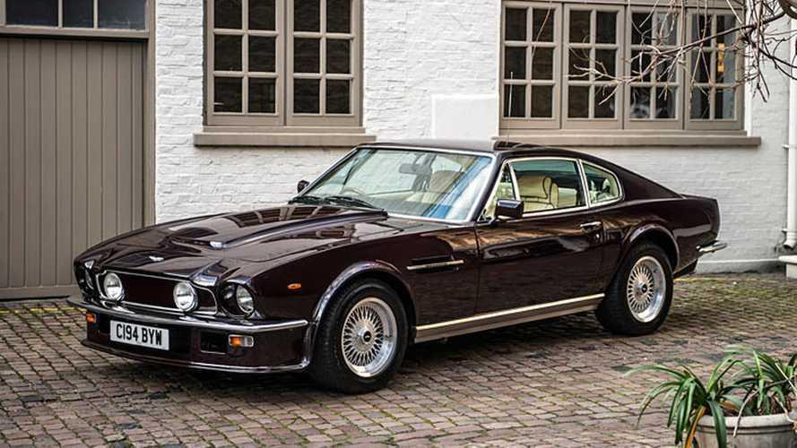 Aston Martin Elton John e BMW Elvis Presley Villa d'Este