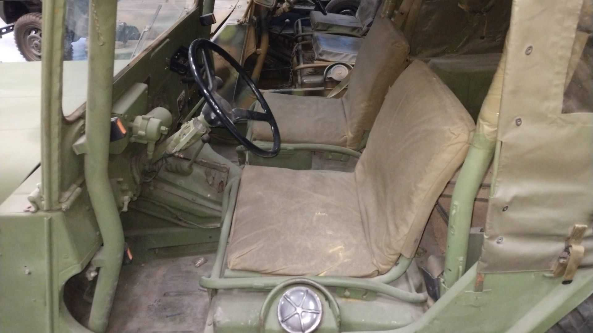 """[""""Show Your Patriotism With A 1966 Jeep M151 MUTT""""]"""