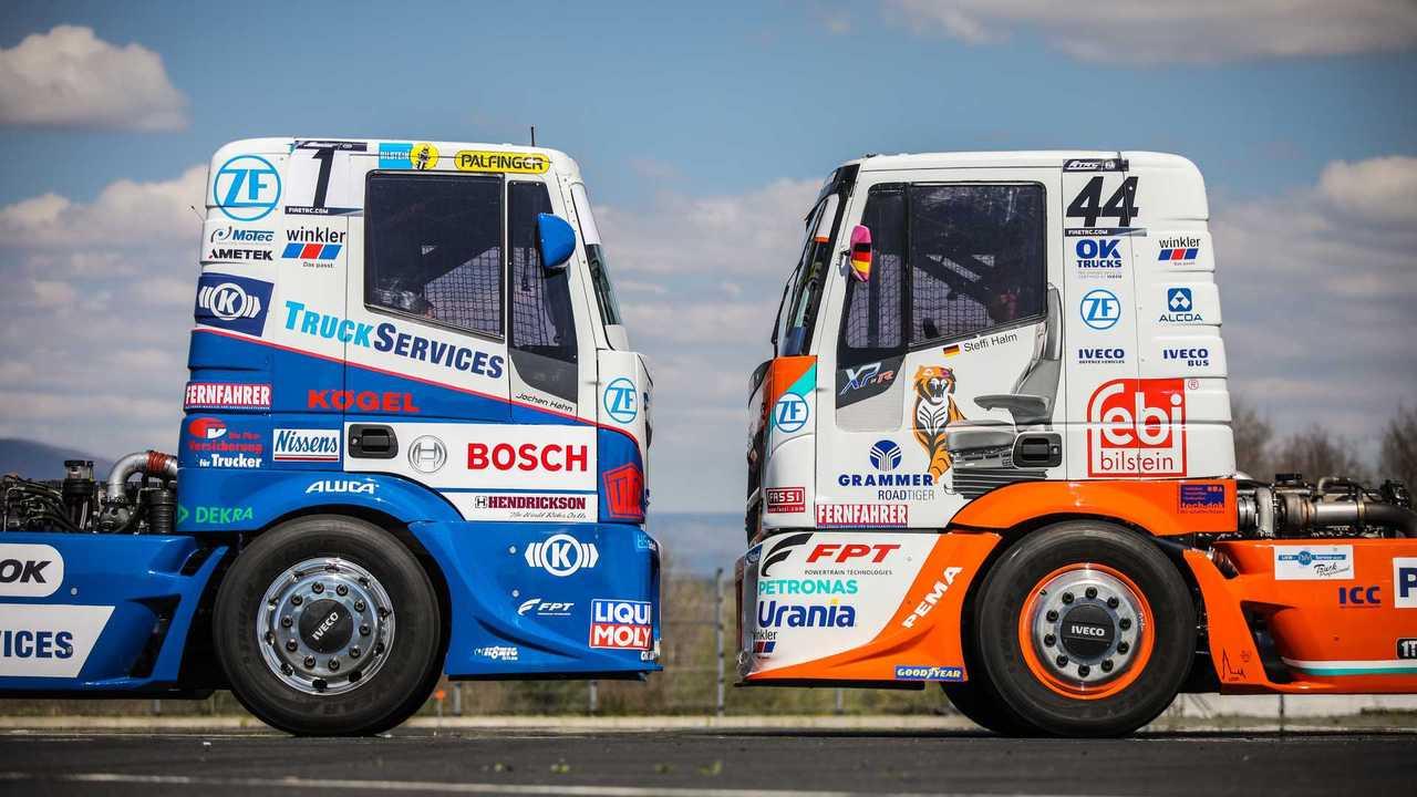 [copertine] Iveco truck Racing 2019
