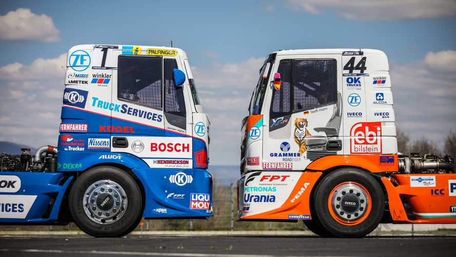 Iveco e il Truck Racing, un matrimonio di successo