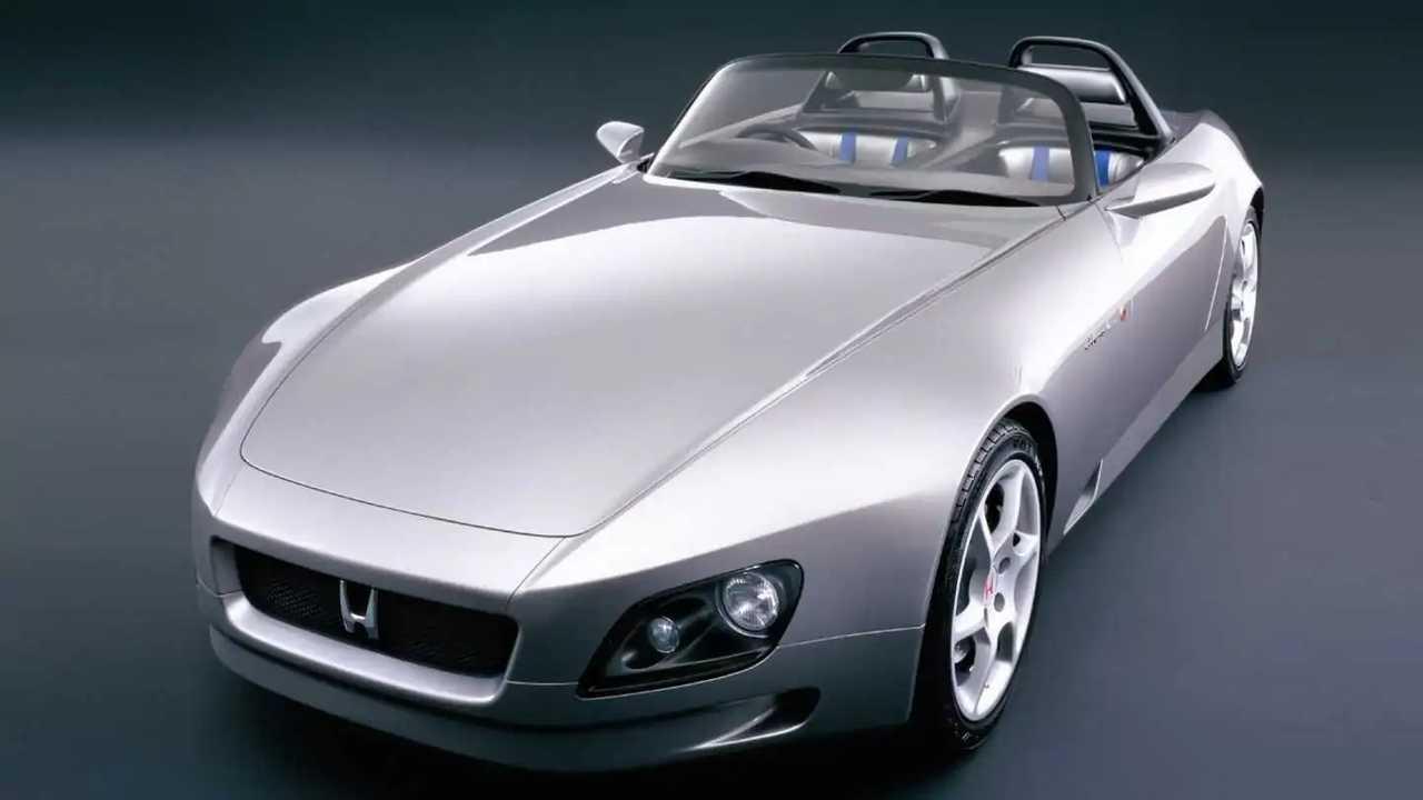 1995 Honda SSM: забытые концепт-кары
