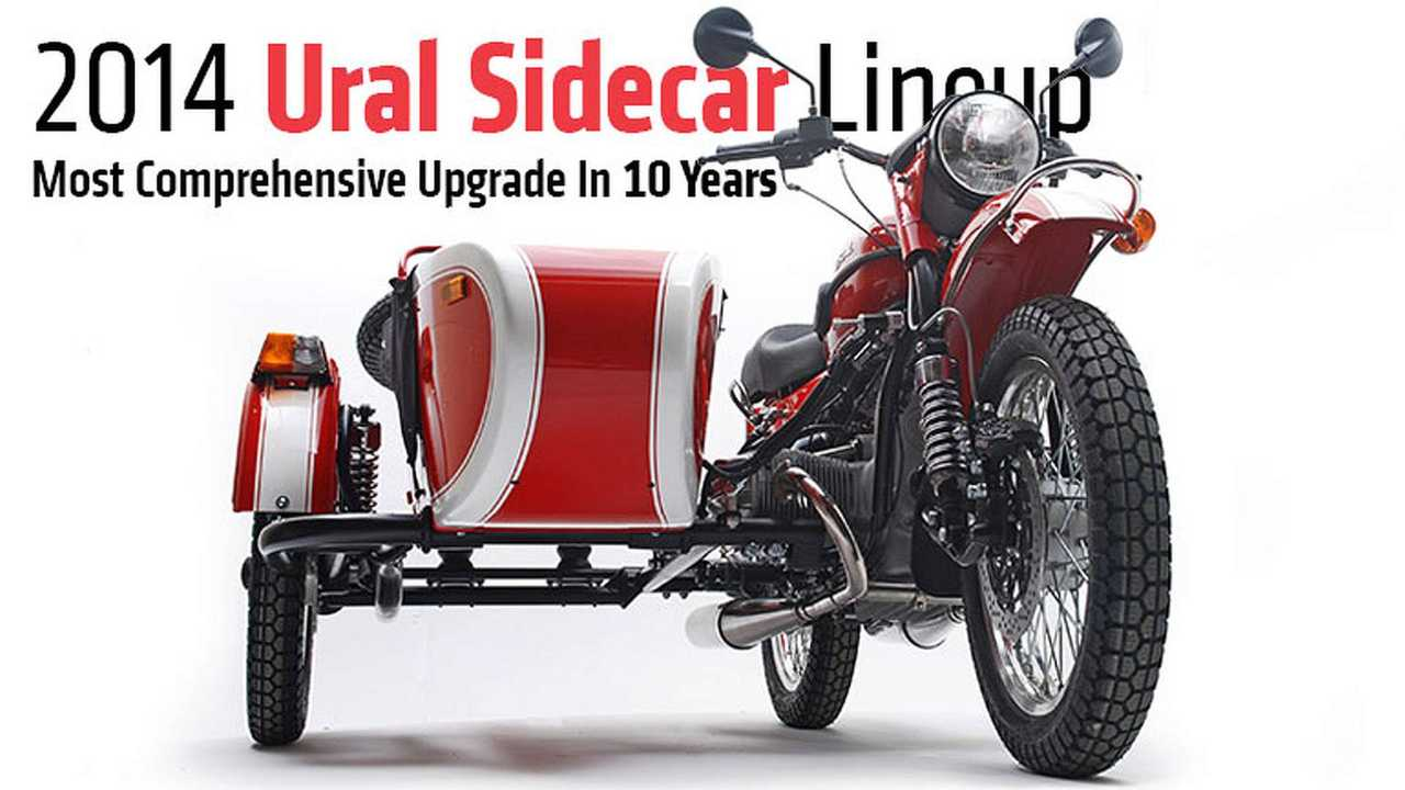 2014 Ural Lineup Feature