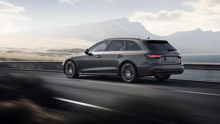 Audi S4 Avant restyling (2019)