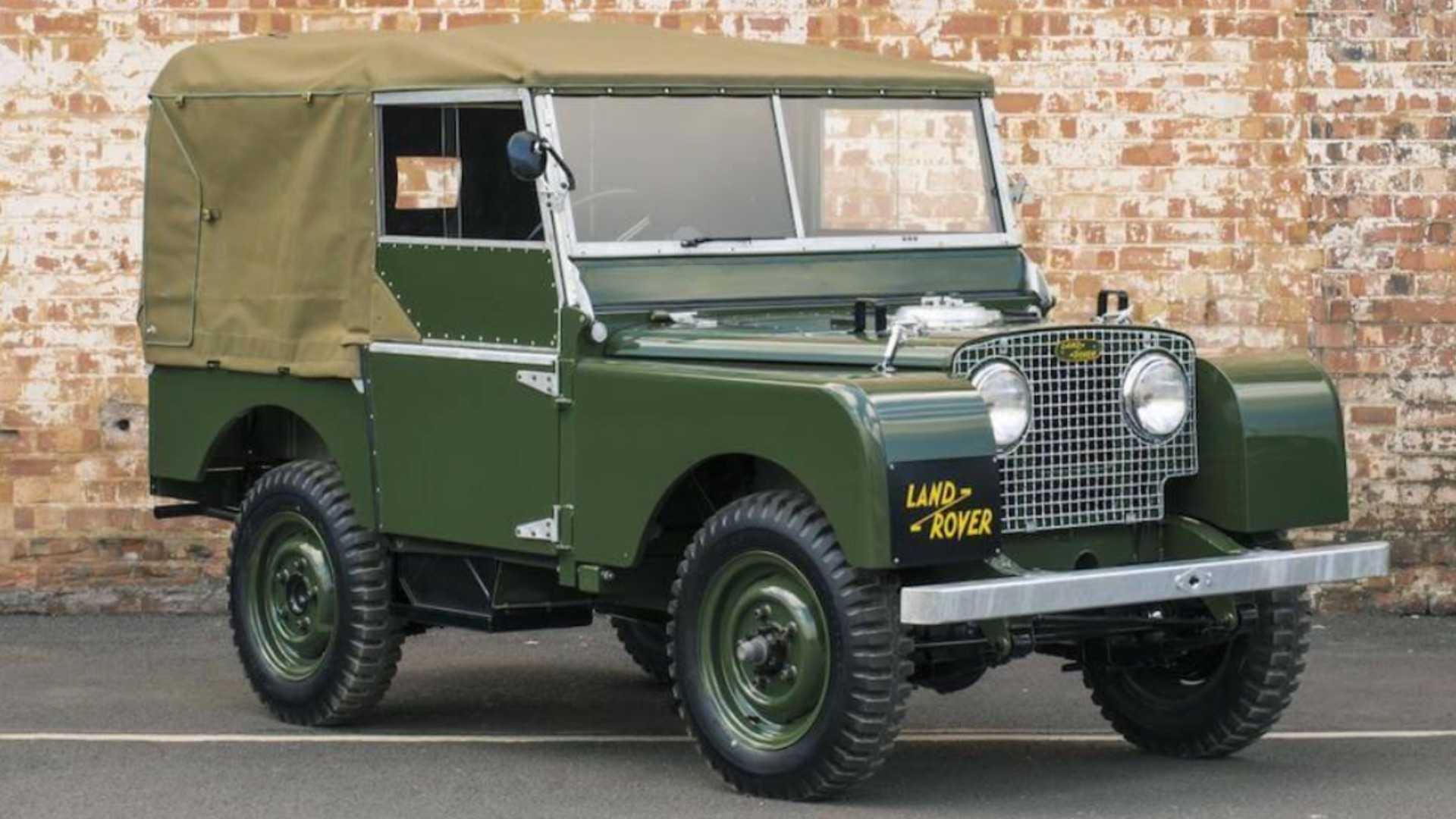 "[""Land Rover Series I-III""]"