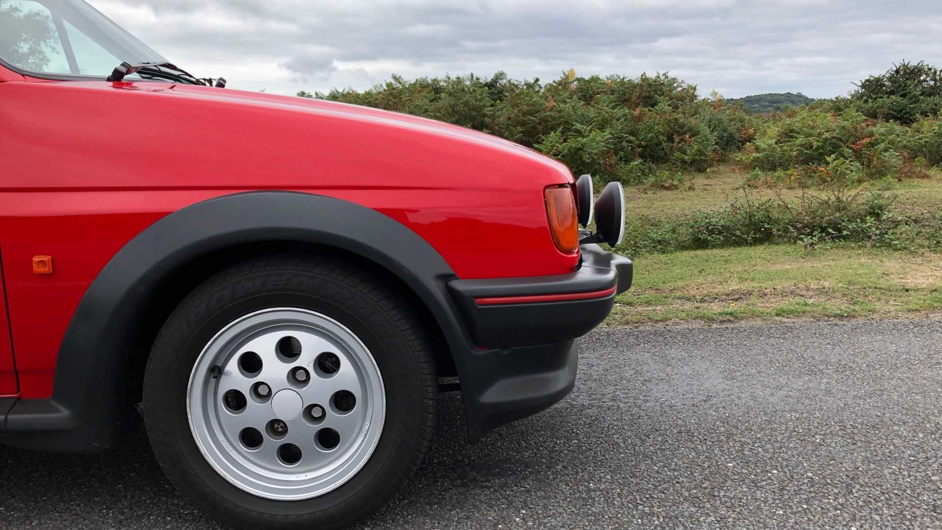 "[""Ford Fiesta XR2""]"