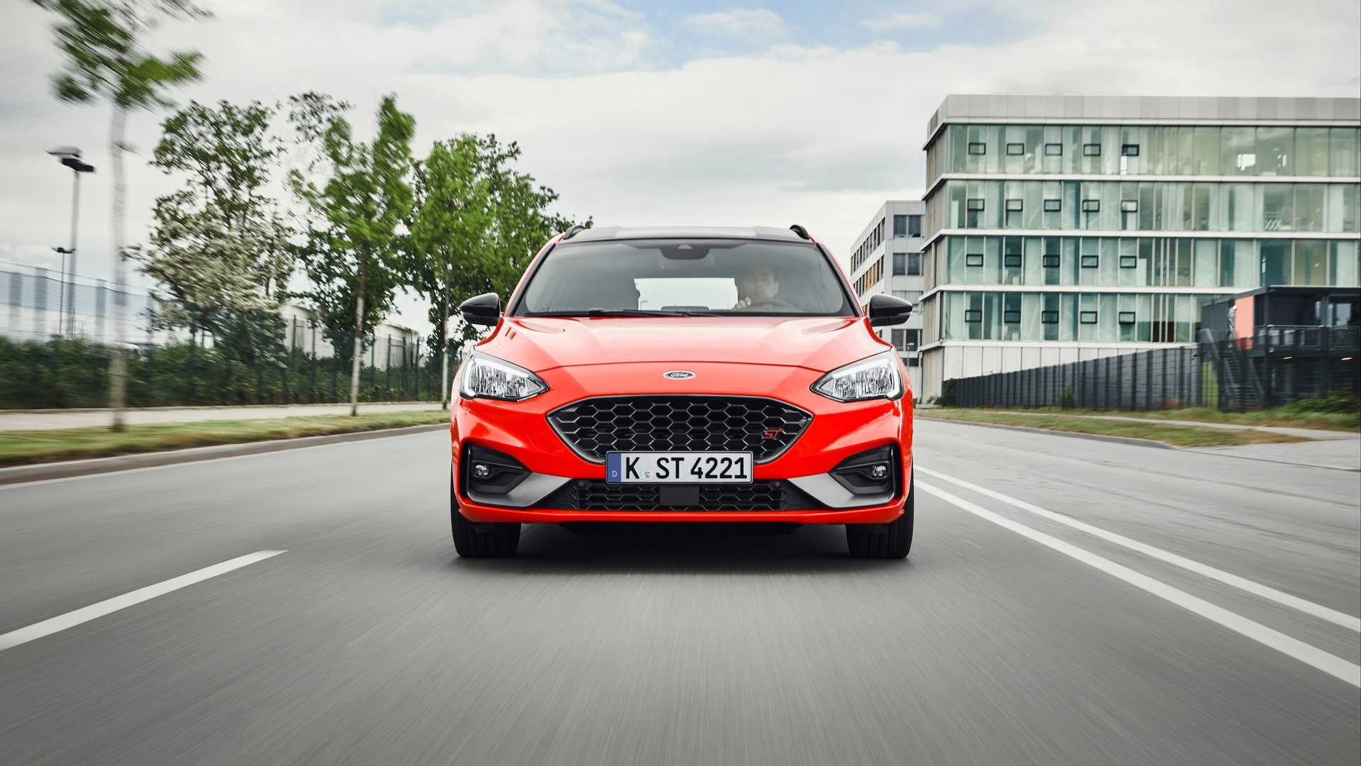 Ford рассекретил новый Focus ST Wagon