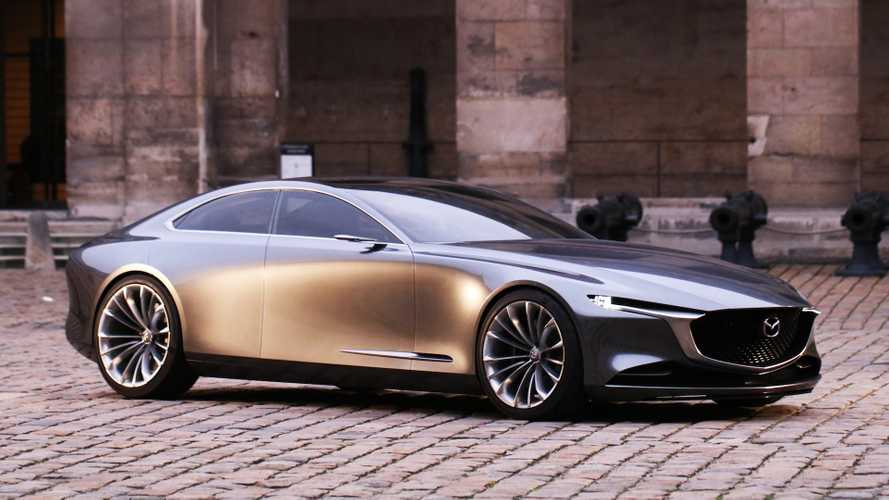 Rumor: 350-HP Mazda 4-Door Coupe Coming 2022, Debut Just Months Away?