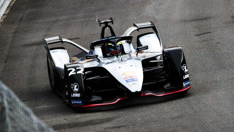 Qualifs - Rowland meilleur temps, Vergne en pole position