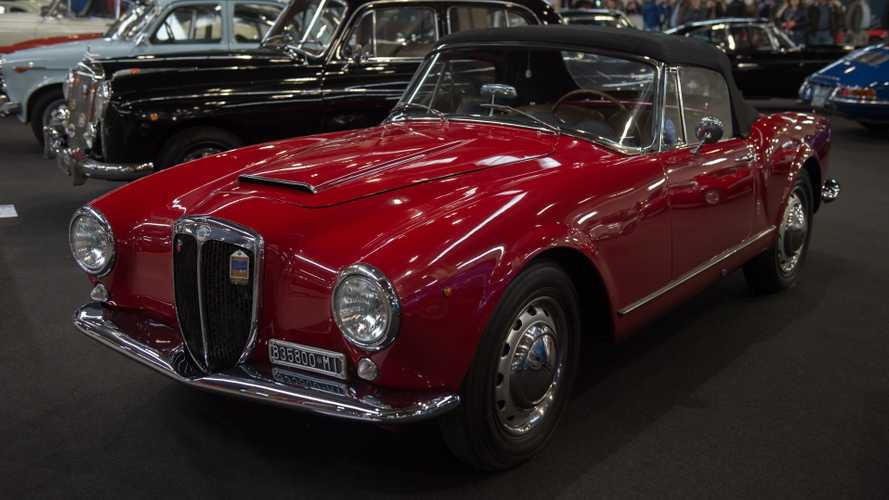 5 Auto che rappresentano l'amore italiano per le automobili