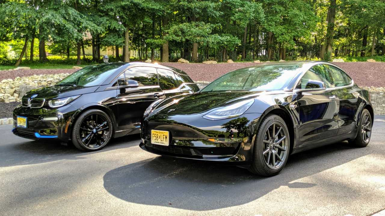 Model 3 and i3s