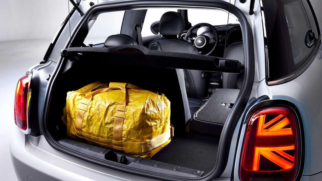 Mini Cooper SE (2019)