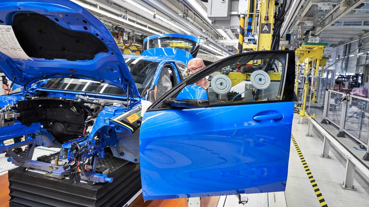 2020 Bmw 1 Series Production At Leipzig Factory 4208152