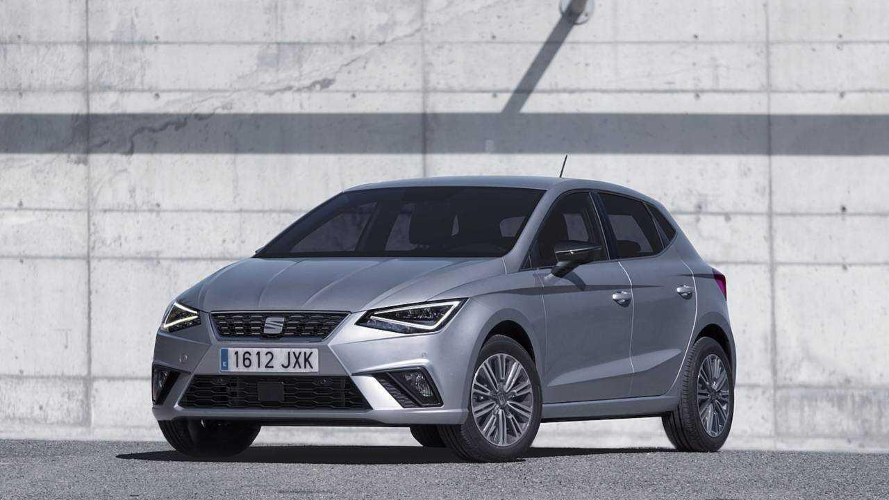5. SEAT Ibiza 1.0 EcoTSI 95 CV