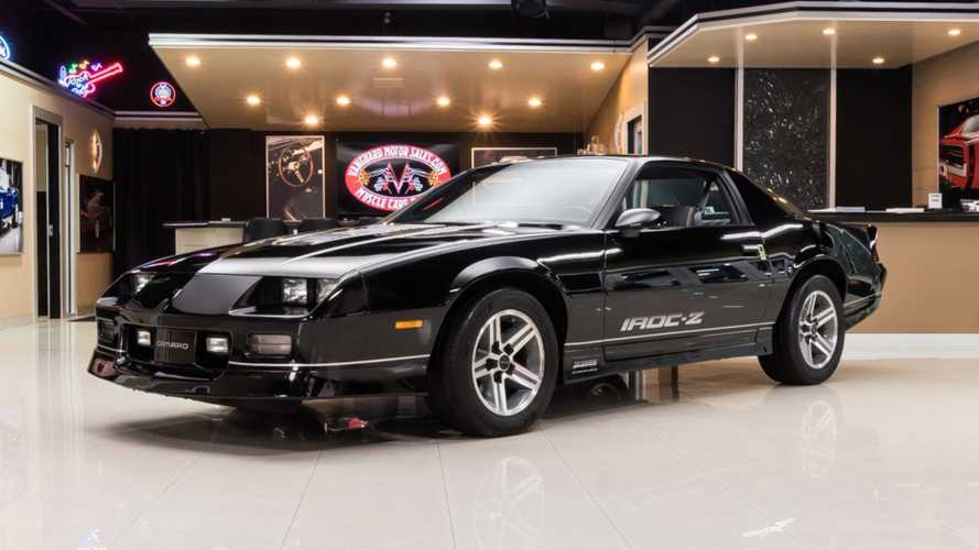 1987 Chevrolet Camaro IROC Z28 Helps You Relive The Glory Days