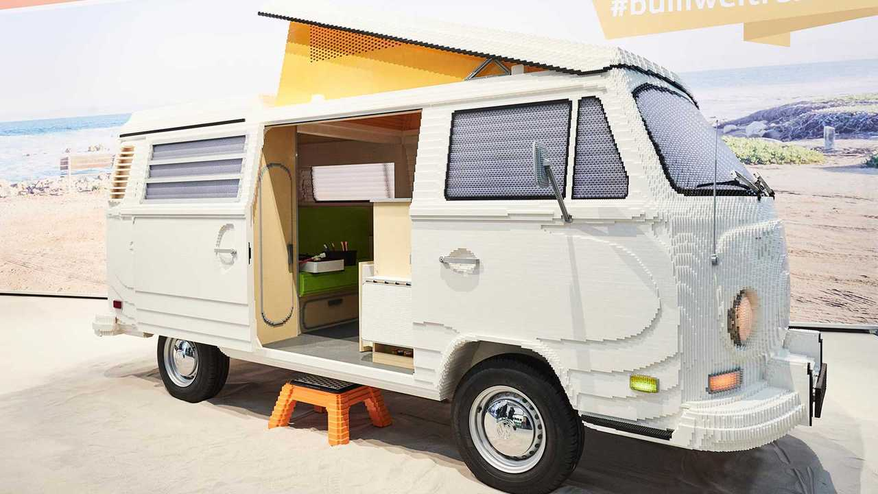 4. Everything About This VW Lego Camper Van Is Awesome