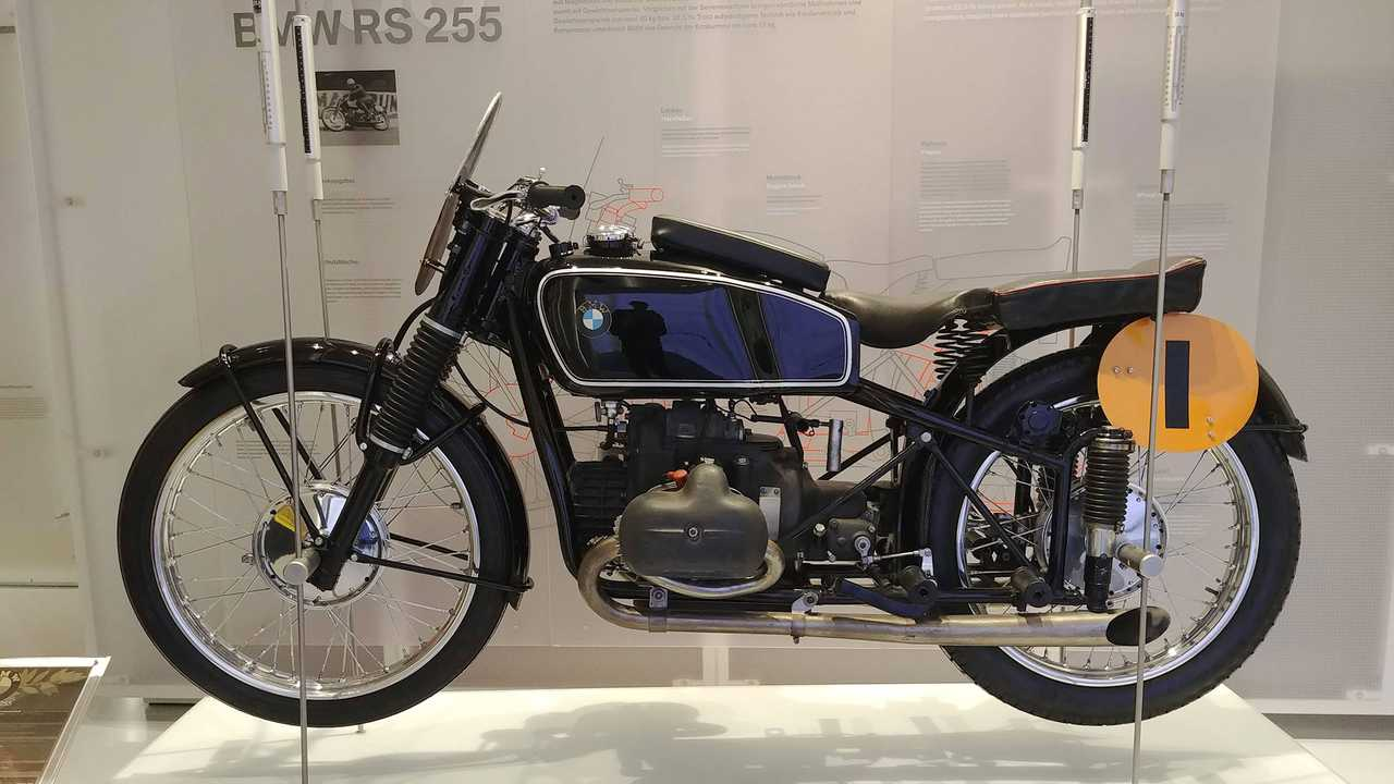 1938 BMW RS 255