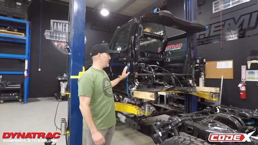 Jeep Gladiator Two Door Build