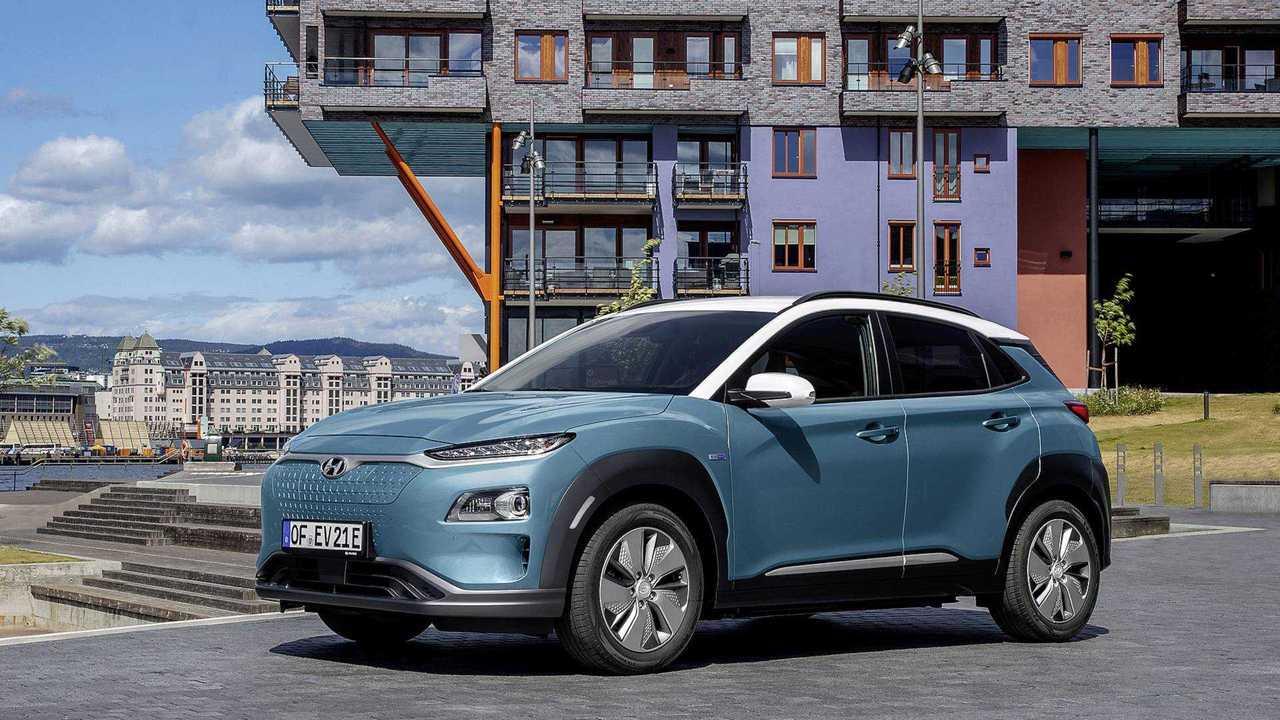 Hyundai Kona Elektro (alte Version)