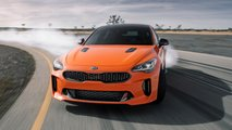 kia stinger no second generation