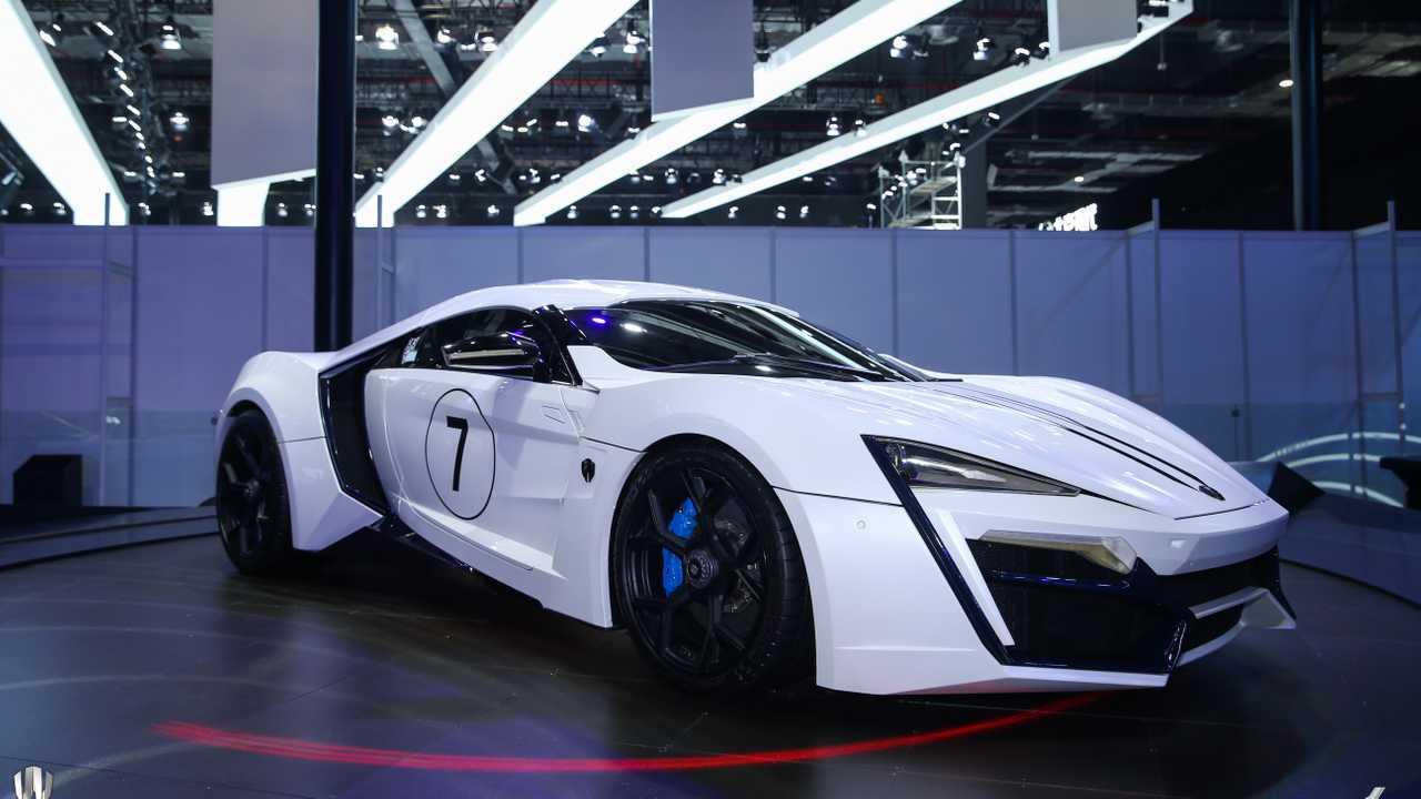 W Motors auf der Shanghai Auto Show 2019