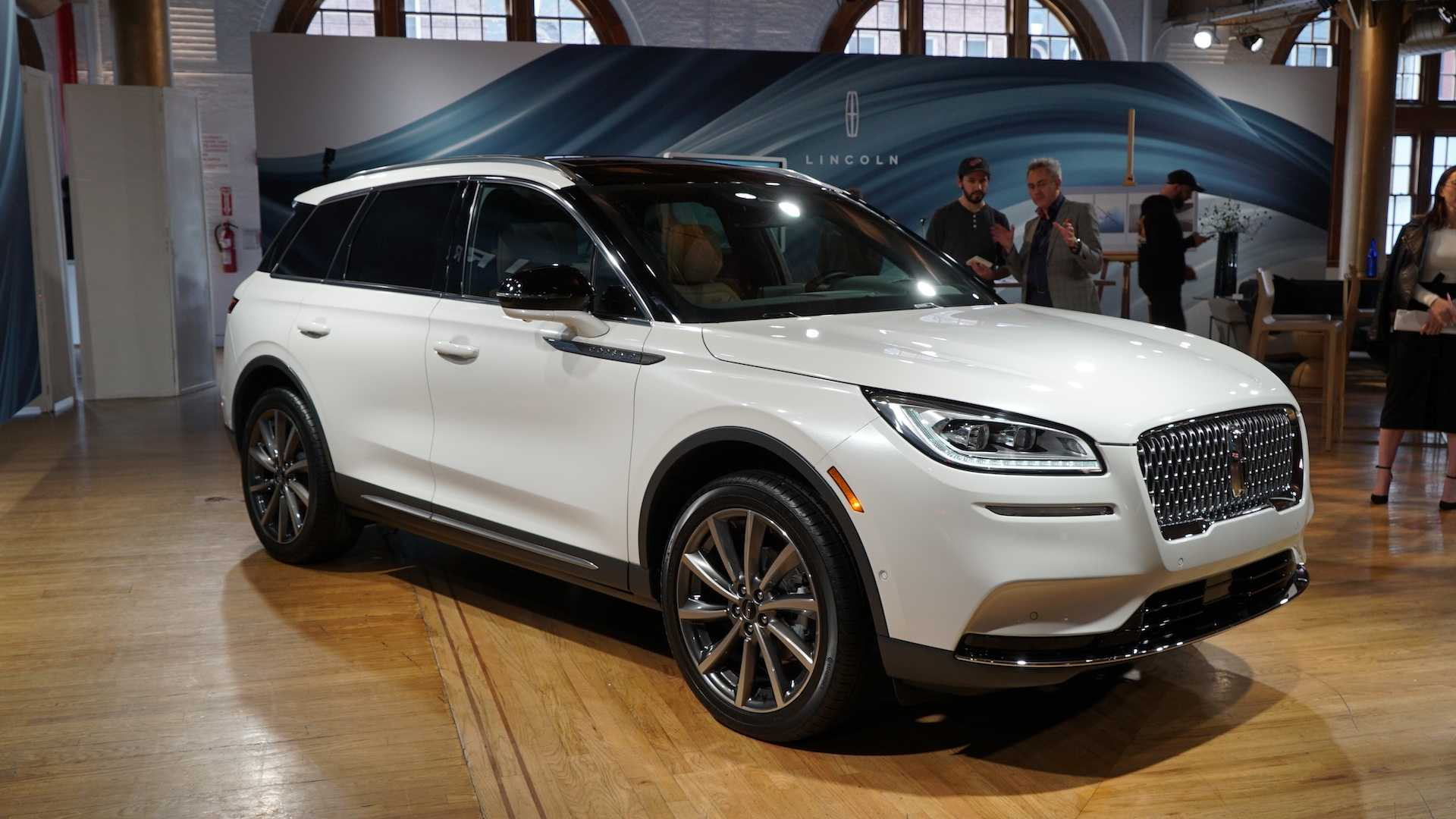 Video 2020 Lincoln Corsair Has Big Style In A Small Package