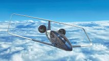 Silent Air Taxi aus Aachen: Leises Flugtaxi mit Hybridantrieb