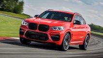 BMW X4 M im Test