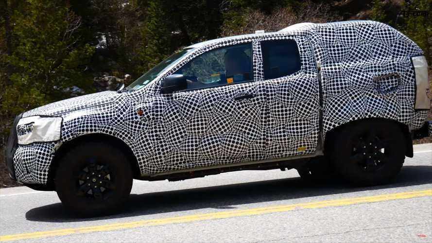 Bir Ford Bronco prototipi Colorado yakınlarında görüntülendi