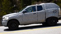 ford bronco test vehicle caught