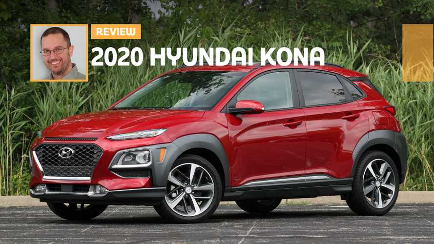 2019 Hyundai Kona Ultimate Review: Short And Stout