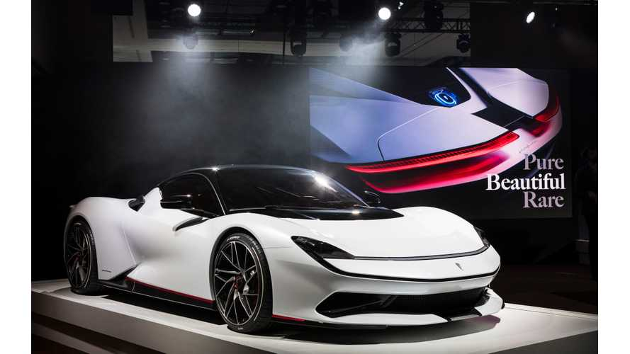 High-End Dealer In UK Signs On To Sell Pininfarina Battista