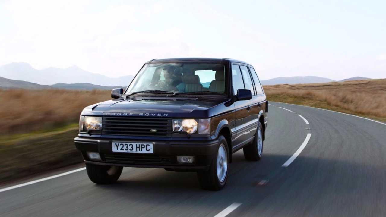 Range Rover P381