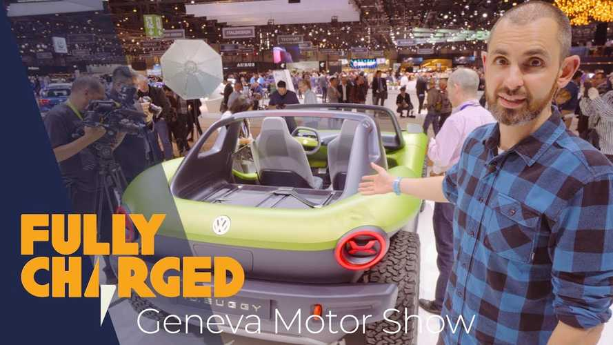 2019 Geneva Motor Show: EV Tour With Fully Charged