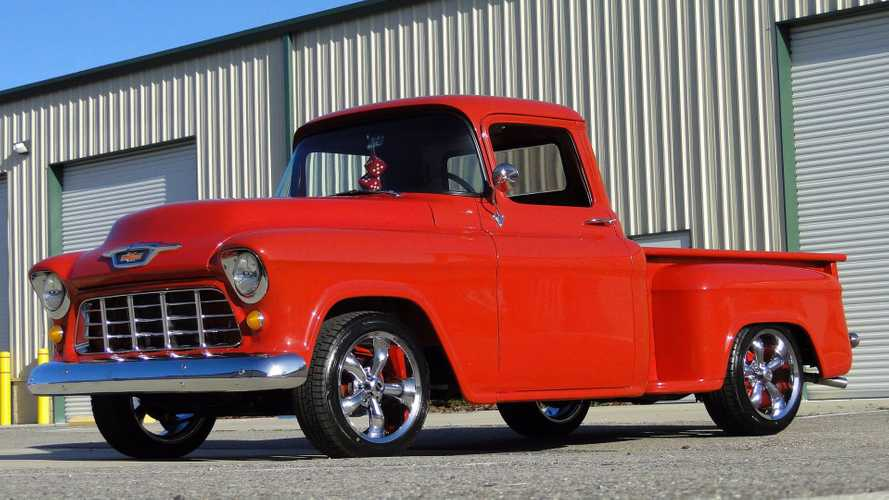 Low-Mileage 1955 Chevy 3100 Is A Turn-Key Show Truck