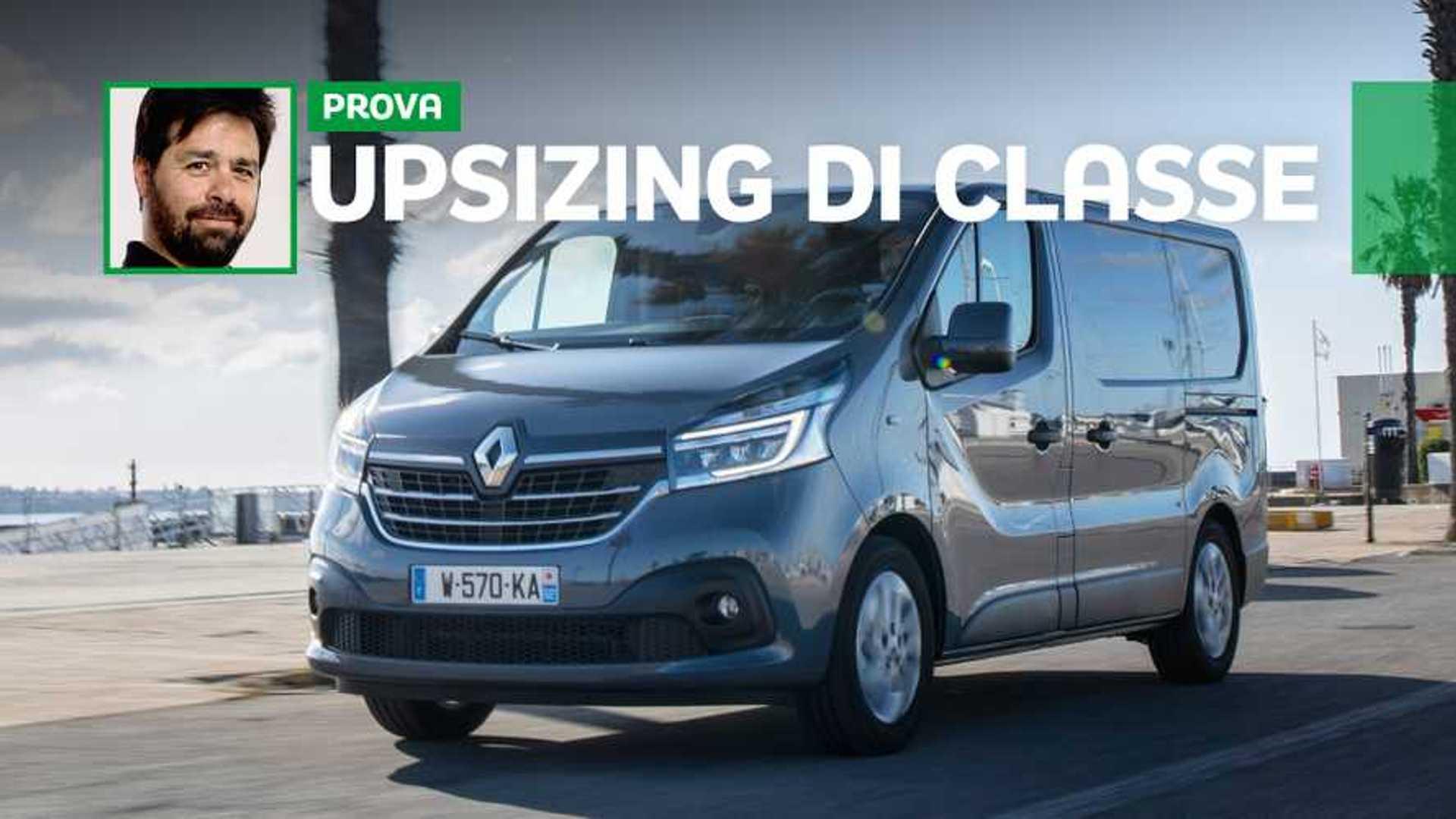 Renault Trafic, il restyling alla prova dei fatti