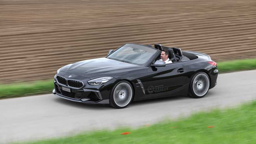 BMW Z4 M40i by Dähler
