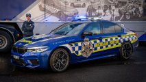 BMW M5 Competition for Australian police