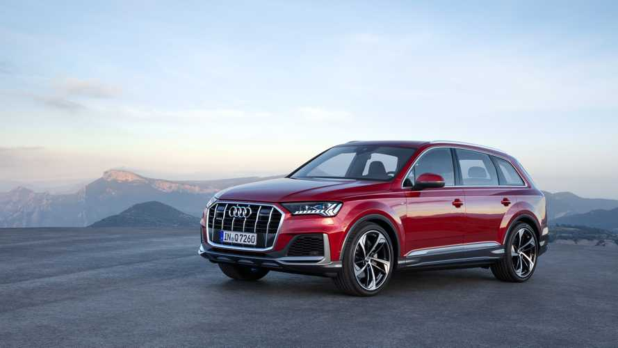 New Audi Q7 To Get Plug-In Hybrid Option Soon