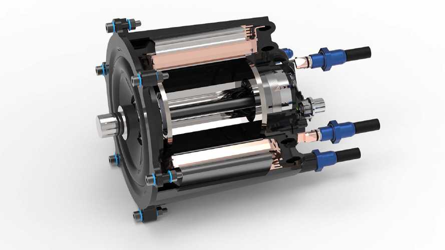 Plastic Electric Motor May Help EVs Reduce Weight