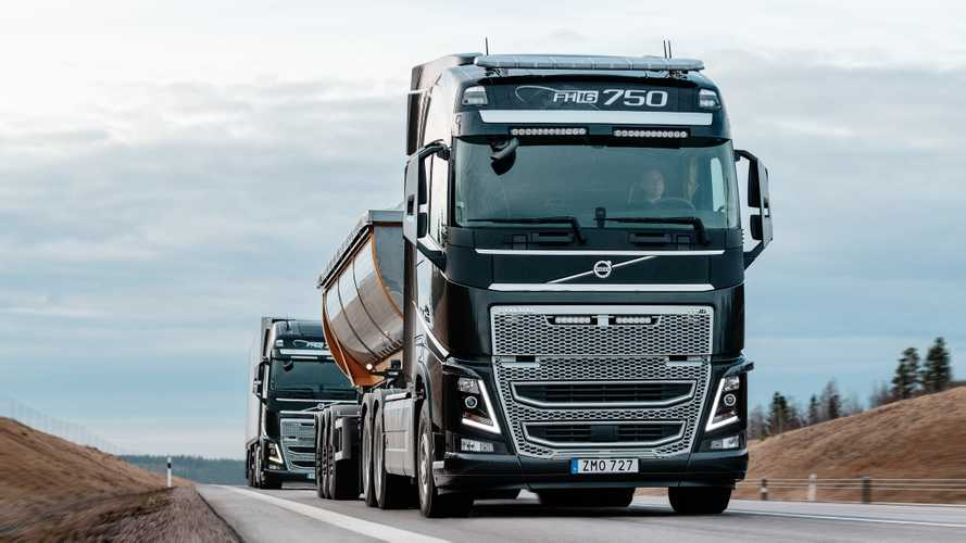 Volvo trucks Distance Alert, più sicurezza in autostrada