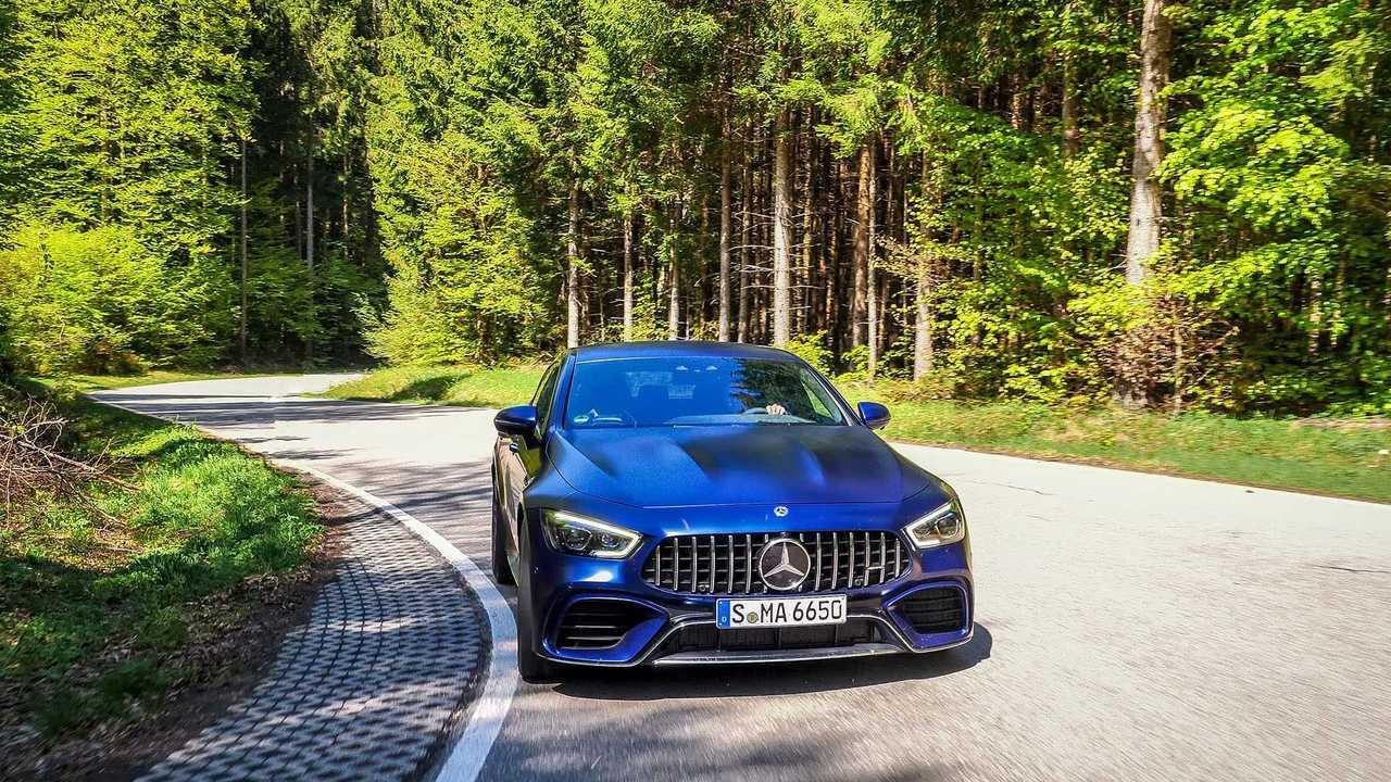 Mercedes-AMG GT 63 S 4-Türer Coupé im Test