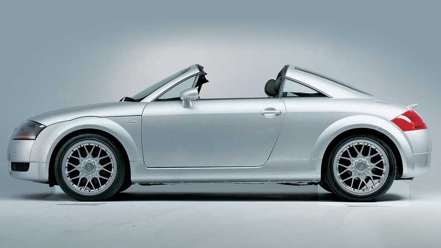 2001 Audi TT Open Sky: Concept We Forgot