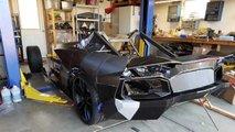 Lamborghini Aventador aus dem 3D-Drucker