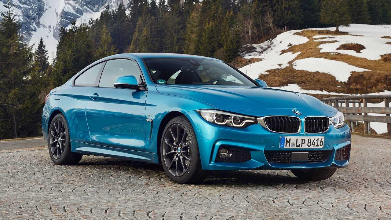 5. BMW 4 Series: 5.4 Percent