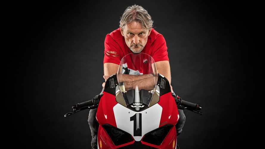 Ducati, una Panigale V4 speciale per i 25 anni della 916
