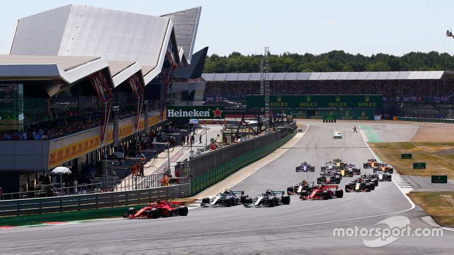 Silverstone extends British GP contract until 2024