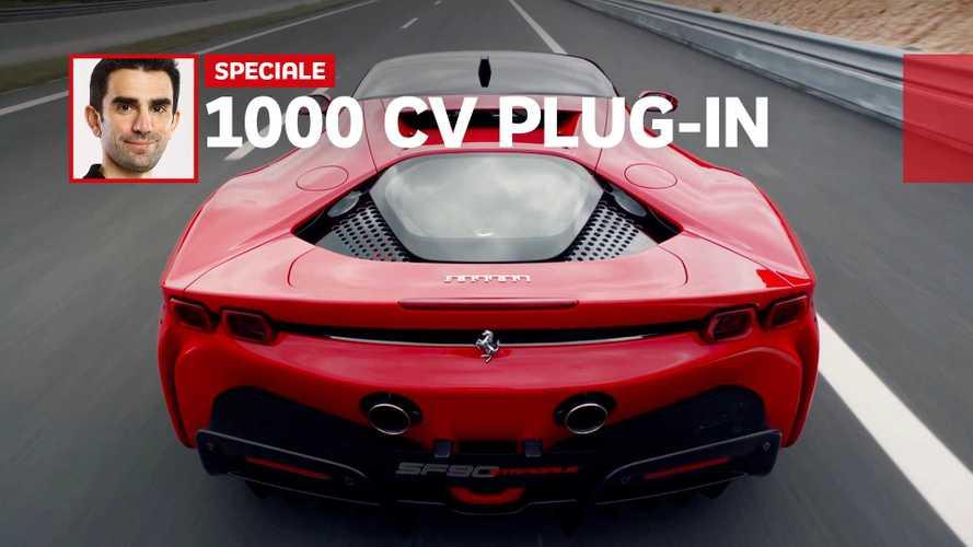 """Ferrari SF90 Stradale, la Rossa """"spaziale"""" da 1.000 CV"""