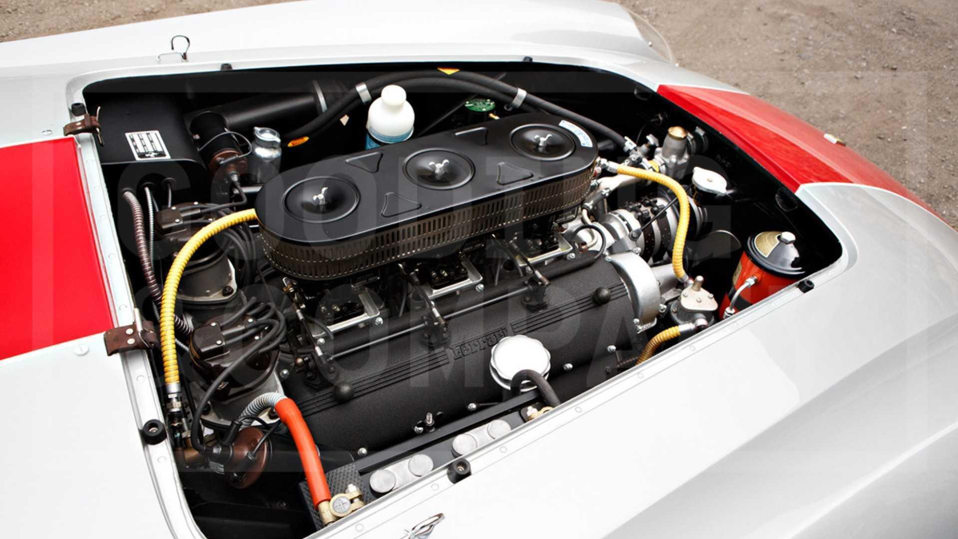 """[""""1958 Ferrari 250 GT Tour de France""""]"""
